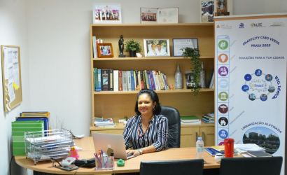 """Loide Monteiro: """"É necessário orientar, promover e incentivar as meninas a seguir a carreira tecnológica, que é o futuro"""""""